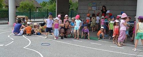 Modification de l'accueil des Petits Veinards en août