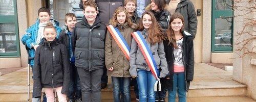 Conseil Municipal Jeunes de Grésy sur Aix