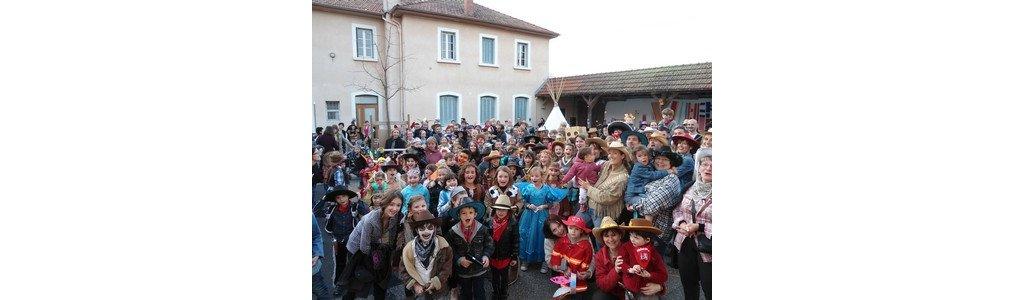 Carnaval à Grésy-sur-Aix