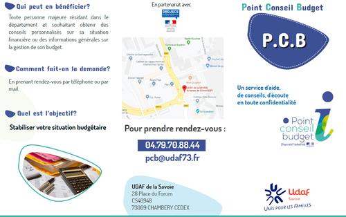 PCB: Point Conseil Budget